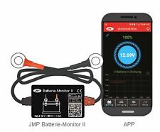 Motorcycle Battery Monitor 2  - Iphone Android Bluetooth Smartphone
