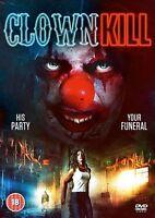 Clown Kill DVD Nuovo DVD (LFT046)