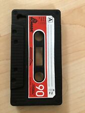 iPhone 4 rubber Cassette Case