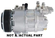 Air conditioning A/C compressor fit BMW E60 5 SERIES 2003 -10 520I 523I 525I ETC