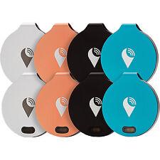 Brand new sealed TrackR Bravo Bluetooth Tracker - 8 Pack Black/Blue/Gold/Silver