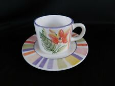 Sango Maui 8882 CUP & SAUCER, have more items to set