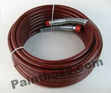 "Titan 0523043 or 523043 Maroon 1/4"" x 35' Airless Paint spray Hose 3300psi - OEM"