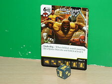 DICE MASTERS MARVEL Amazing Spider-Man - 126 Luke Cage