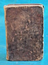 New Baltimore Hymn Book 1813 (Antiquarian Religious Christian Church Songs)