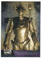 2016 Topps Doctor Who Timeless Trading Card #50 Rise of the Cybermen