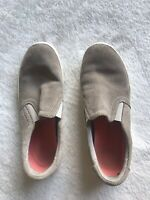 WINTER SALE Women's Dr Scholl's Slides Slip-on Camel Beige Tan Loafers Shoes 6.5
