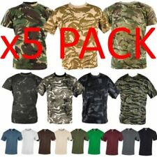 Einfarbige Herren-T-Shirts in Größe 3XL