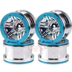 "2.2"" Beadlock Wheel Rim Wheel Hub Fit FOR RR10  TRX-4 KM2 YETI 90020 90048 90056"