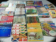 More details for 100 x various brooke bond tea card albums  - full description below
