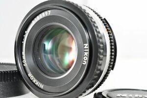 Nikon Ai-s Ais Nikkor 50mm F1.8 Pancake MF F Mount Lens From Japan near mint au