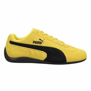 Puma Speedcat Og+ Sparco Motorsport  Mens  Sneakers Shoes Casual   - Yellow -