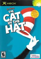 Xbox Game - Dr. Seuss' The Cat In The Hat