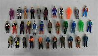 KENNER Bundle of 34x Vintage 1985-1988 M.A.S.K TV Series Action Figures