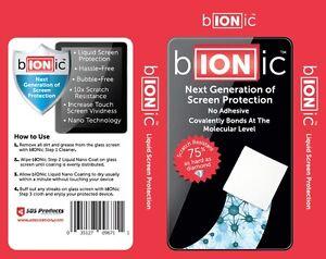 SDS bIONic Liquid Screen Protector