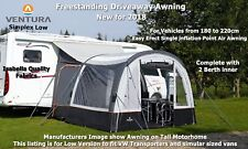 Ventura Simplex Air Awning Low - Driveaway Awning suits VW Transporters etc