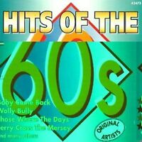 Hits of the 60's (16 tracks) Marmelade, Sam the Sham, Equals, Gerry & the.. [CD]