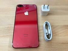 Apple iPhone 7 Plus (Latest Model) 128GB Red (T-Mobile) Mint Clean IMEI