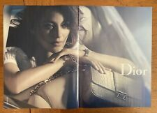 2011 Dior Handbag Fashion 2-page MAGAZINE AD
