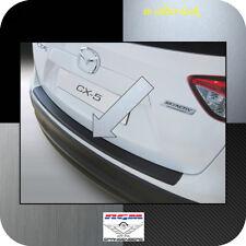 Exklusiv RGM Ladekantenschutz Silber-Look für Mazda CX-5 SUV Kombi CX5 11.2011-