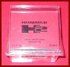 Hummer H2 Men's Cologne EDT 2.5 oz NEW SEALED