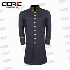 Civil war Union Enlisted Cavalry Single Breasted Frock Coat-All Sizes