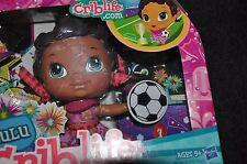 New Hasbro Baby Alive Crib Life Fashion Doll - Lulu Lake - Retired - Damaged Box