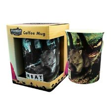 Australian Souvenir Mug Cup Australia Fauna Wombat Collection Boxed