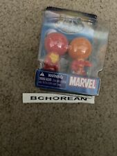 Squinkies Marvel 2-pack set: Iron Man 2012 by Blip Toys