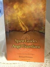Spirit Guides Angel Guardians by Richard Webster     Wicca Pagan Metaphysical