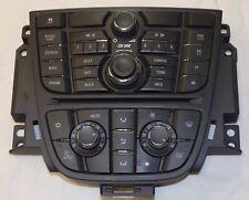 VAUXHALL CD 500 ASTRA J NAVIGATION SAT NAV RADIO STEREO CONTROLS FASCIA UNIT 1
