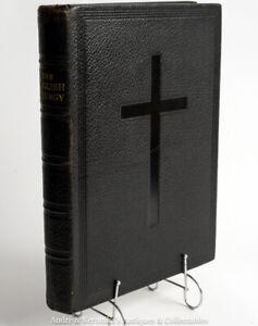 1903 Rivingtons THE ENGLISH LITURGY Large Type Book of Common Prayer + Epistles