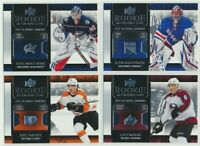 2020-21 UPPER DECK HOCKEY SERIES 1 Rookie Retrospective Finish Your Set