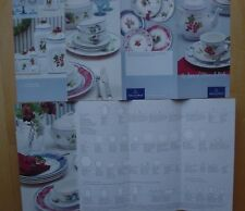 V+b SWITCH COFFEE HOUSE collection house & garden 1 Prospekt Villeroy & Boch neu