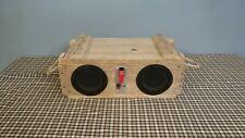 Ammo Can Boombox Bluetooth Speaker Ammo Crate Speaker Box, Ammo Speaker