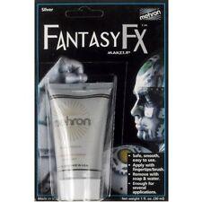 Mehron Fantasy FX Makeup 1 oz Silver (15C-1093)