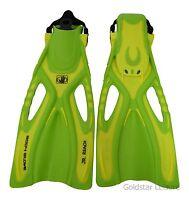 Body Glove Childrens Junior Reach Fins Scuba Diving Swimming UK 9 - 12 627304