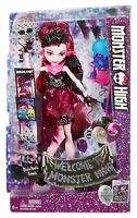 Monster High Welcome to Monster High Dance the Fright Away Draculaura Doll NEW!