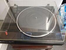 Sansui Automatic Direct Drive Turntable P-D15 Record Player LP 33.3, 45 RPM