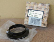 Nikon HK-6 Metal Lens Hood for 20mm Nikkor F3.5 AI AIS lens - NEW NOS HK6