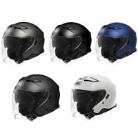 2020 Shoei J-Cruise II Open Face Street Motorcycle Helmet - Pick Size & Color