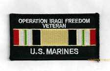 OPERATION IRAQI FREEDOM OIF HAT PATCH US MARINES VETERAN GIFT PIN UP USMC IRAQ