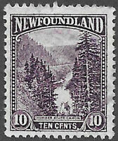 Newfoundland Scott Number 139 VF Used