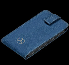 MERCEDES BENZ ORIGINAL Coque / HOUSSE POUR IPHONE 6S & 7 Denim Jeans