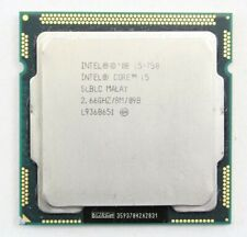 Intel 2.66GHz Core i5-750 8MB Cache Supports 1066MHz & 1333MHz RAM