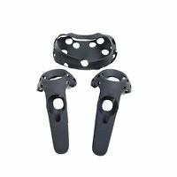 Silicone Protect Sleeve Anti-sweat Case Skin for HTC VIVE VR Controller & Helmet