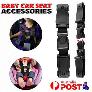 Car Baby Safety Seat Belt Strap Clip Harness Buckle Child Toddler Lock Chest AU