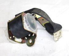 2003 LEXUS SC430 Z40 #107 REAR LEFT LH SIDE SEAT BELT BLACK
