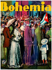 """20x30""""Poster on CANVAS Poster.Room art.Bohemia cover.Cuban Street city.6872"""