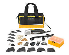 Worx-Rockwell 72-Piece Multipurpose Variable Speed Sonicrafter R5102K - NIB